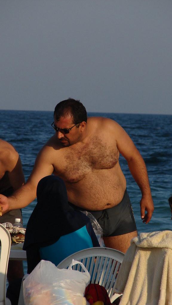 arab daddy bear