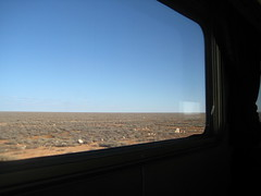 Riding the Indian Pacific