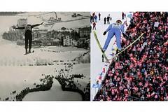 Největší přírodní lyžařský můstek světa aneb příběh skoků na lyžích vEngelbergu