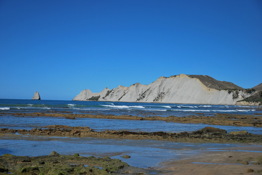 Cape Kidnappers - Hawke's Bay - New Zealand