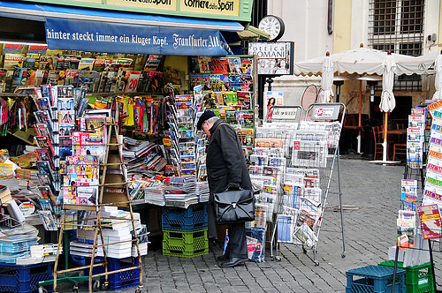 ABC Consumer Magazines Free Print Model Grows As Newsstand Falters