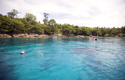 Blue Water at Koh Racha Yai