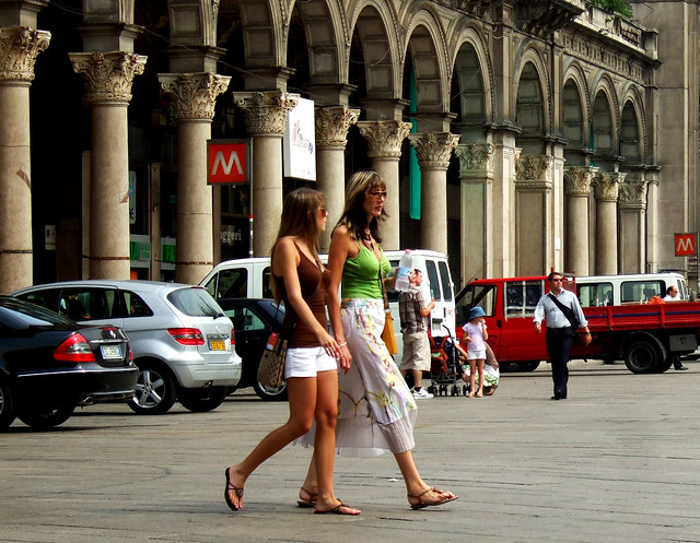 normal normal healthy pleasant ordinary women europe likethe pics italy