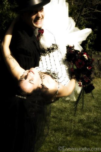 hallows eve wedding