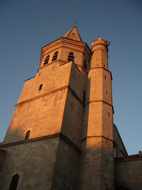 beziers church