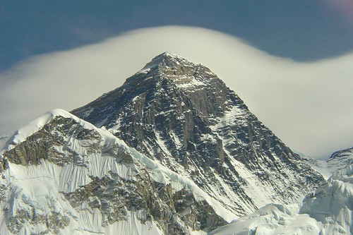Mt. Everest summit