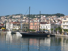 Kefalonia's capital