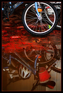 Red Brick, Blue Bike