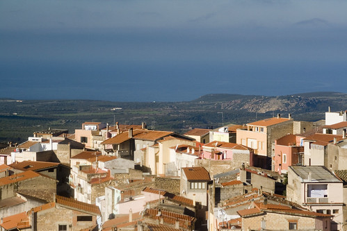 Roofs of Cuglieri