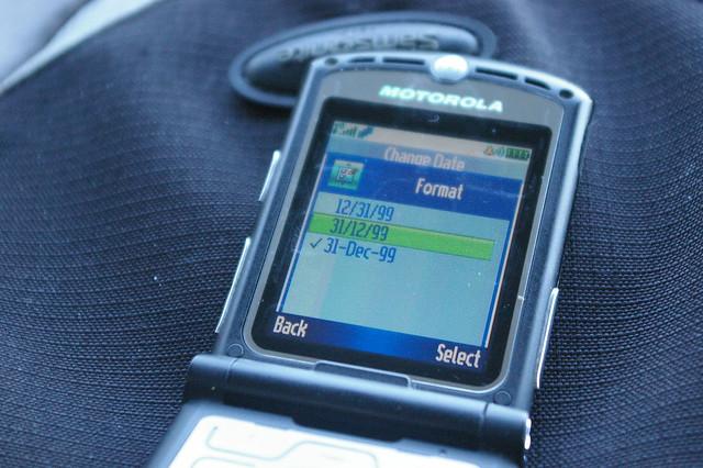 Motorola Razr V3...V3 Soundnd