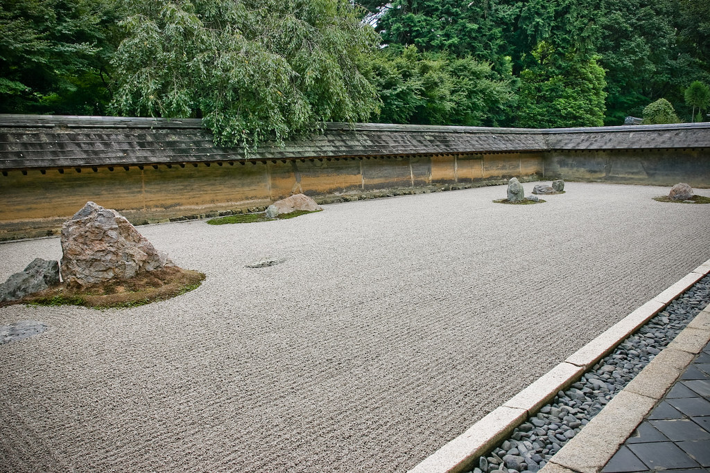 竜安寺 Ryoan-ji