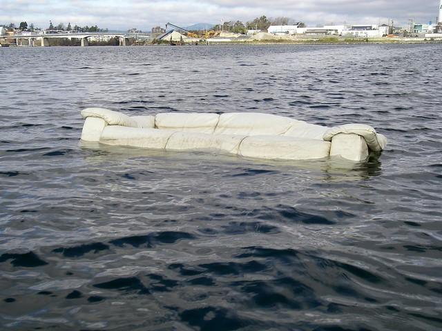 Sofa, Ahoy!
