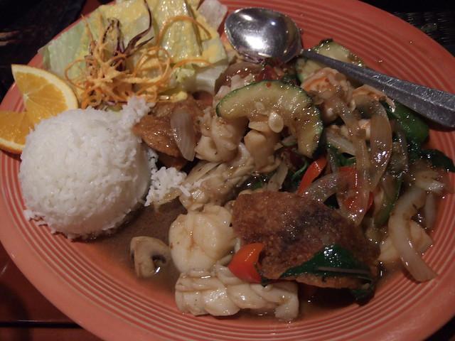 Cambridge Thai Food Delivery