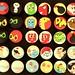 MY 25TH BIRTHDAY CUPCAKES- 80S CARTOONS! by hello naomi