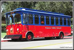 Visalia Towne Trolley