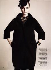 Harper's Bazaar The Best of What's New layout