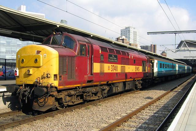 37411 The Scottish Railway, Canon POWERSHOT S50