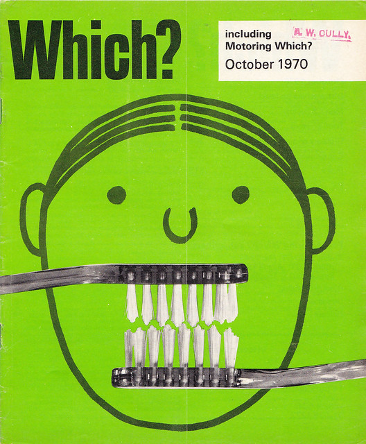 Which? Magazine October 1970