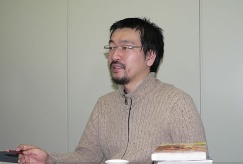 高橋敦史〔Atsushi TAKAHASHI〕 2009 ver.