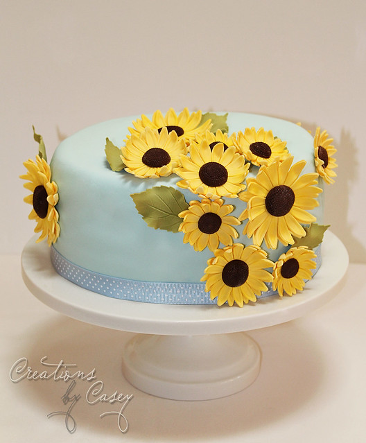 sunflower themed baby shower flickr photo sharing