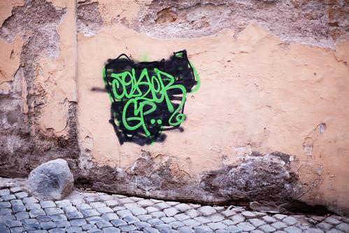 Graffito; copyright 2014: Georg Berg