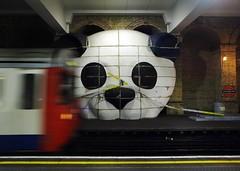 Panda Tube Station