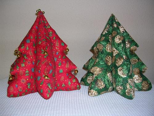 Rbol de navidad alternativas originales - Arbol de navidad de tela ...