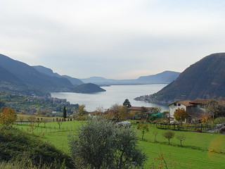 Iseo Lake - Lombardy, Italy