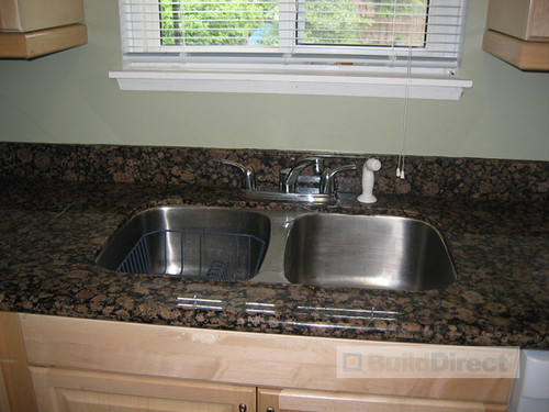 Granite Countertop Desert Brown Www Builddirect Com