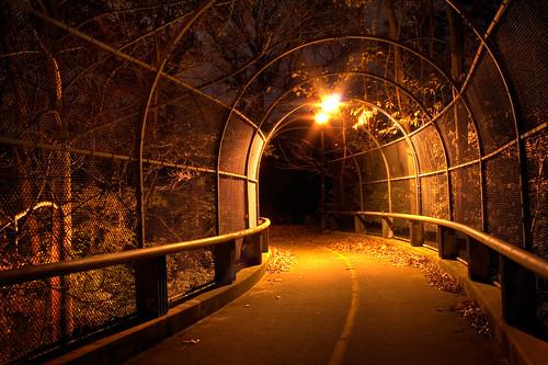 bridge church night arlington fence foot virginia falls 66 chain route trail va link dcist hdr custis