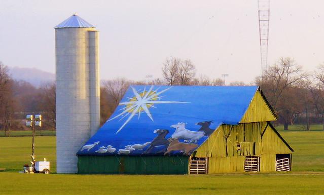 Cal Turner 39 S Christmas Barn Flickr Photo Sharing