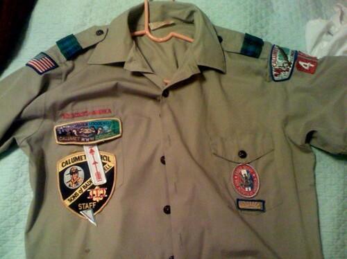 Arrow Of Light Uniform 84