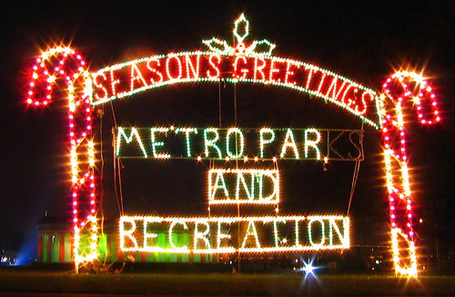Christmas at Centennial Park #3: Season's Greetings