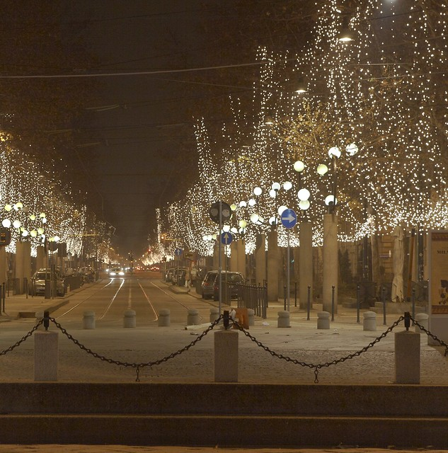 From Central America to Milan for a Romantic Christmas Vacation