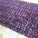 One-row scarf
