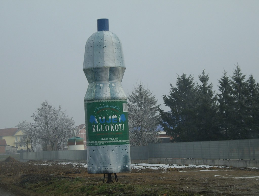Uje Kllokoti / Kllokoti Water