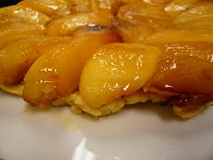 tart, food, dish, tarte tatin, cuisine,
