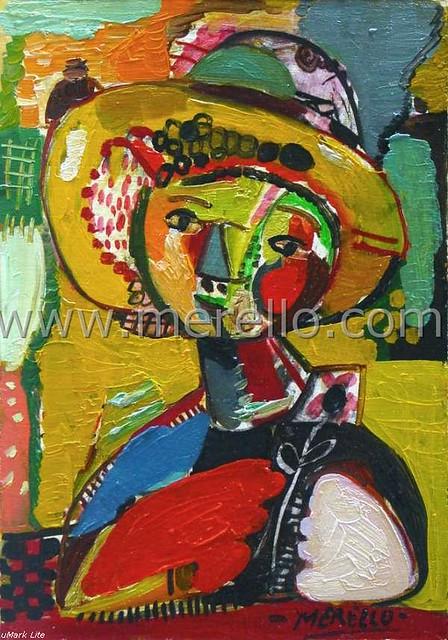 Art moderne espagnole art contemporain peinture for Art moderne peinture