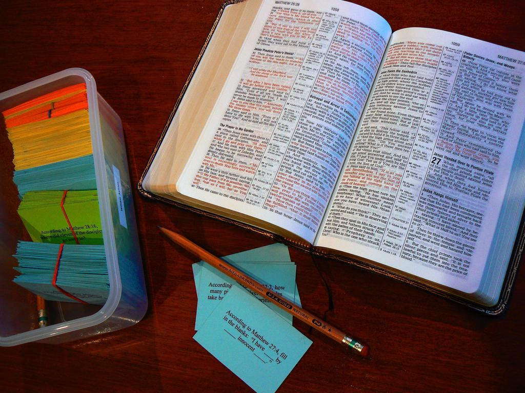 selecting a study bible plus reviews of the versions my husband and