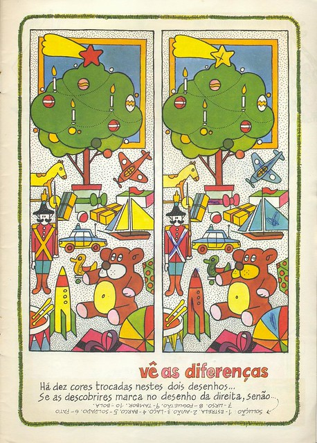 Fungagá da Bicharada, Christmas number, December 1976 - 15