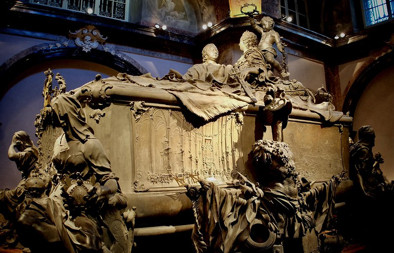 Imperial Crypt, Vienna (Maria Teresa's tomb)