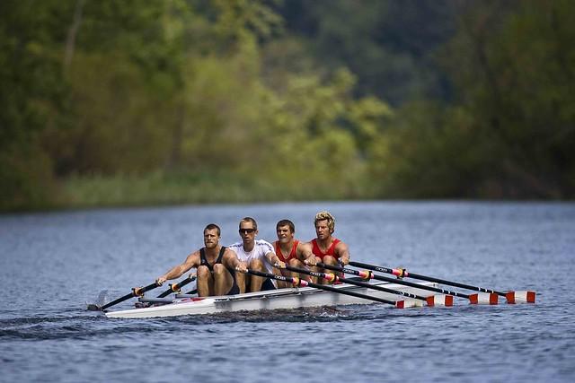 Rowing Men's Quadruple Skulls