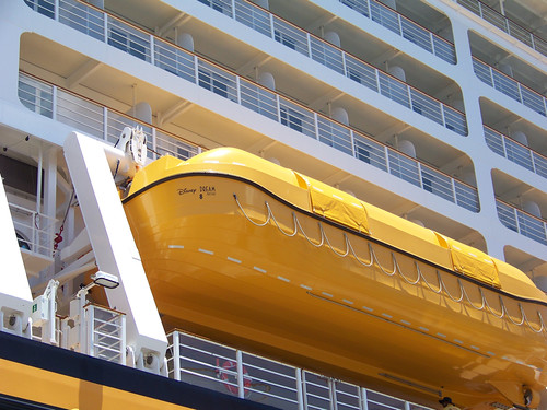Disney Dream Life Boats