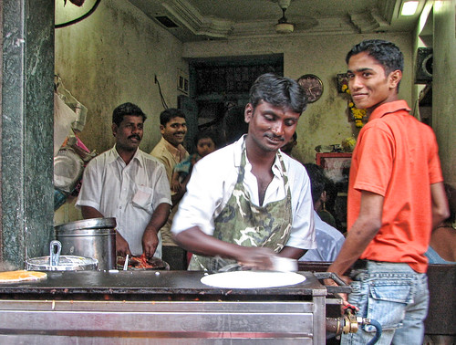 Dosa for lunch - IMG 0134 ep