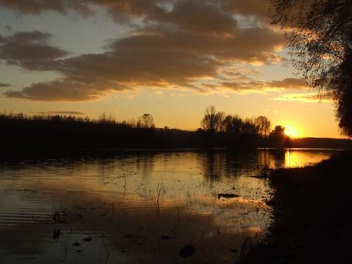 sunset river bravo serbia danube novisad dunav naturesfinest blueribbonwinner abigfave anawesomeshot diamondclassphotographer theperfectphotographer