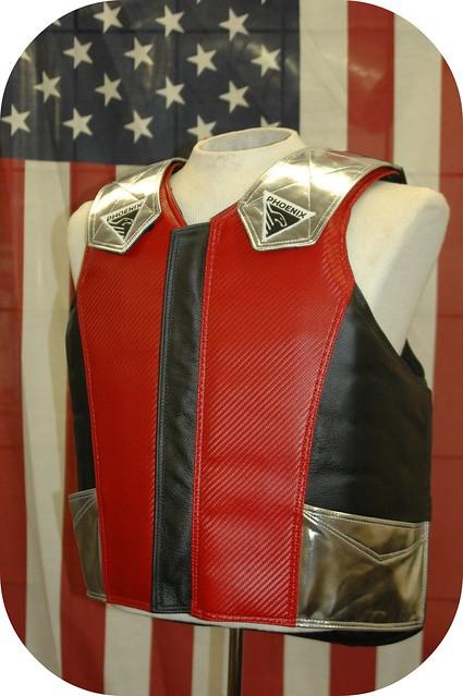 F 150 Custom >> Custom Phoenix Bull Riding Vest | Flickr - Photo Sharing!