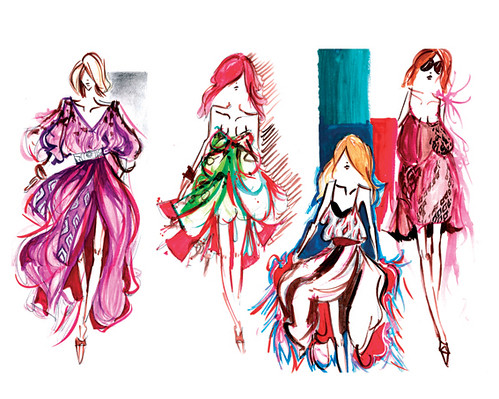 Fashion Illustration I