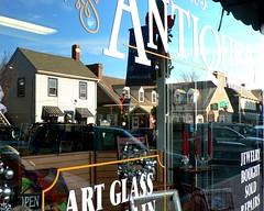 antiques village