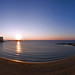 Hot Sensations In A Winter Day (Lanscape panoramic exam) (Gallipoli - Salento - Puglia)