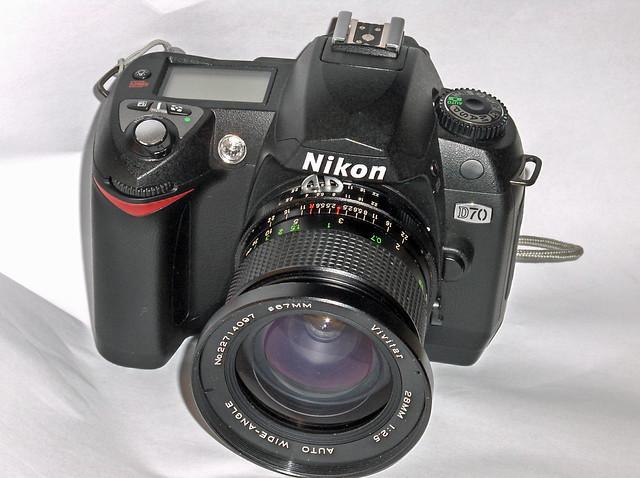 Nikon D70 | Fli... D70 Nikon